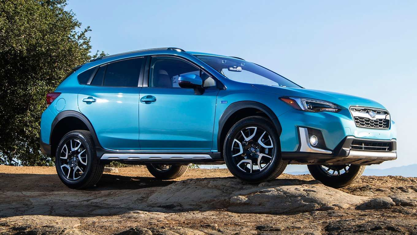 72 The The 2019 Subaru Crosstrek Hybrid Release Date Review Redesign and Concept with The 2019 Subaru Crosstrek Hybrid Release Date Review