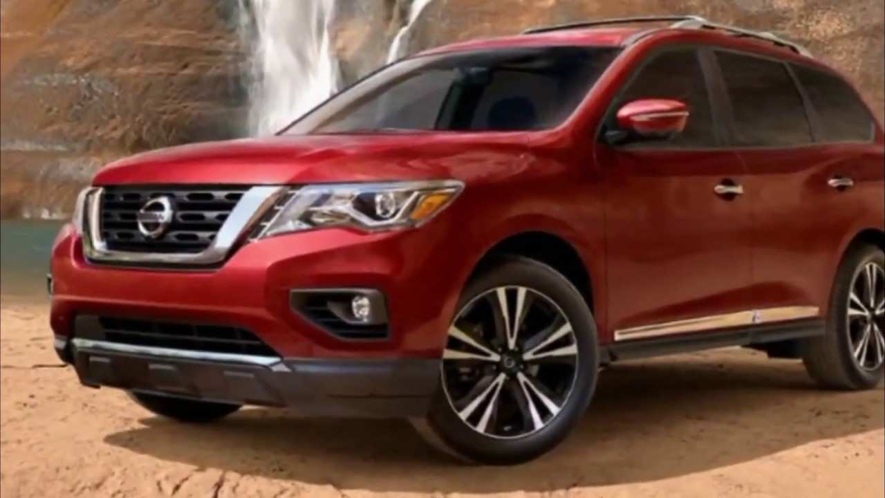 73 All New New 2019 Nissan Pathfinder Hybrid New Review Redesign for New 2019 Nissan Pathfinder Hybrid New Review