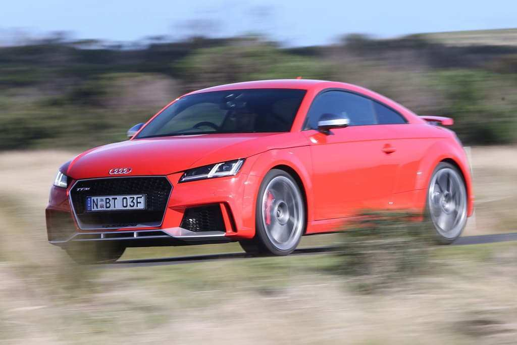 73 All New New Audi Tt Rs Plus 2019 Price And Review Redesign with New Audi Tt Rs Plus 2019 Price And Review