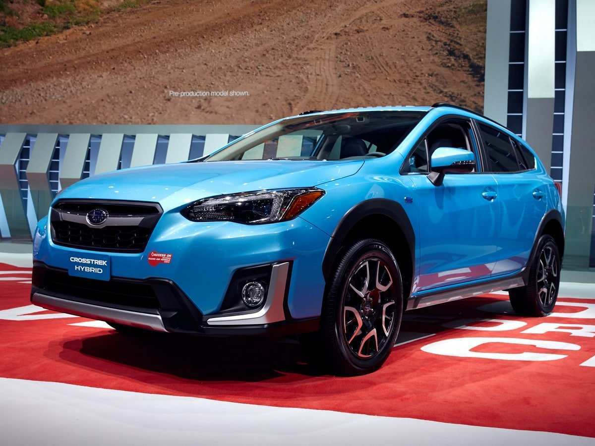 73 All New Subaru 2019 Crosstrek Hybrid Price And Release Date Exterior for Subaru 2019 Crosstrek Hybrid Price And Release Date