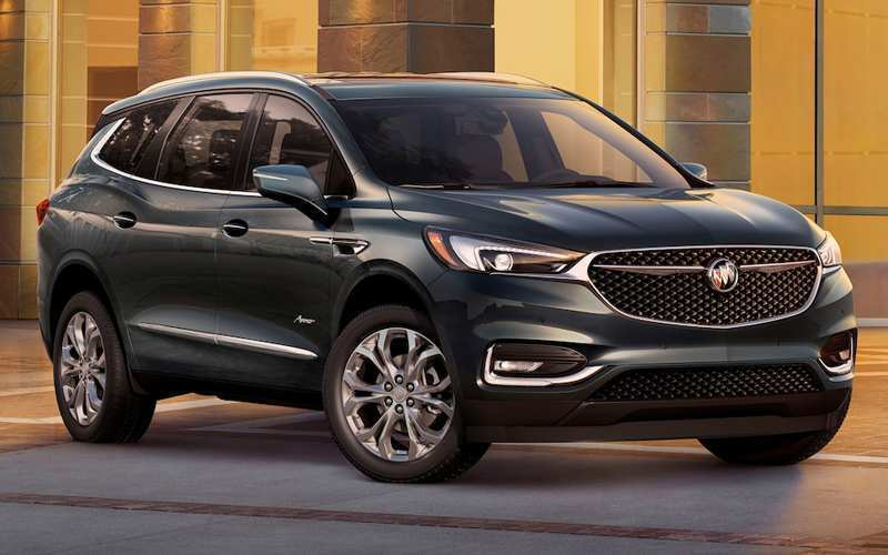 73 All New The How Much Is A 2019 Buick Enclave Engine Spesification for The How Much Is A 2019 Buick Enclave Engine