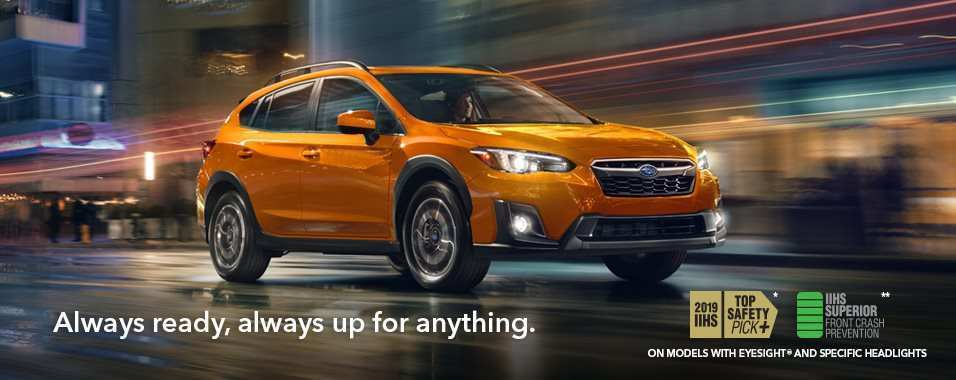 73 All New The Subaru 2019 Crosstrek Overview Picture by The Subaru 2019 Crosstrek Overview