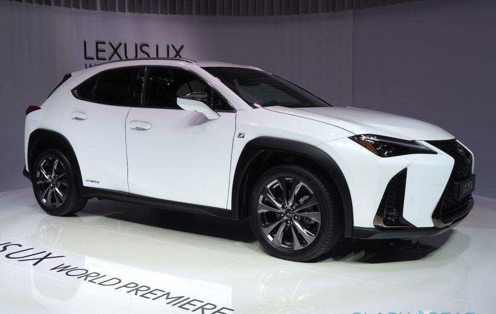 73 Best Review 2019 Lexus Ux Hybrid Concept with 2019 Lexus Ux Hybrid