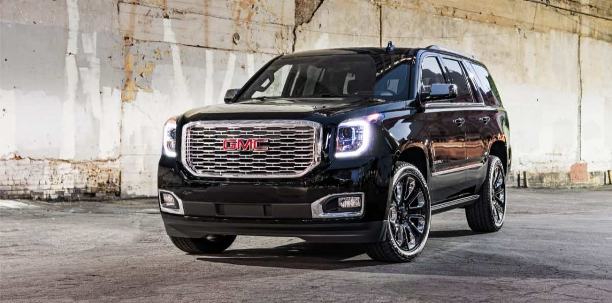 73 Best Review New 2019 Gmc Yukon Denali Colors Spesification Performance with New 2019 Gmc Yukon Denali Colors Spesification
