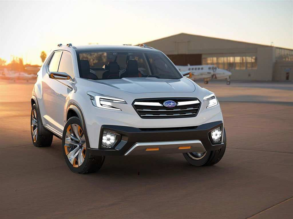 73 Best Review Subaru 2019 Interior Redesign Release with Subaru 2019 Interior Redesign