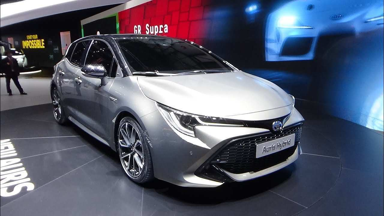 73 Best Review Toyota Auris 2019 Performance by Toyota Auris 2019