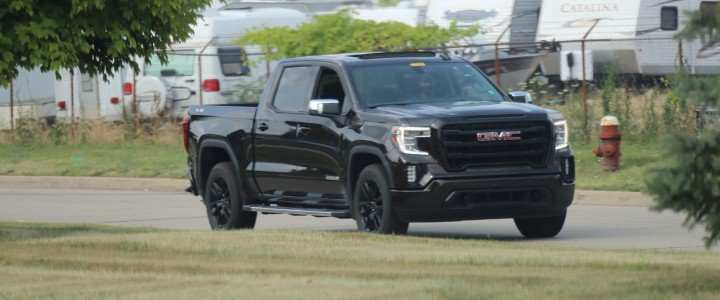 73 Concept of New Gmc Sierra 2019 New Review Speed Test by New Gmc Sierra 2019 New Review
