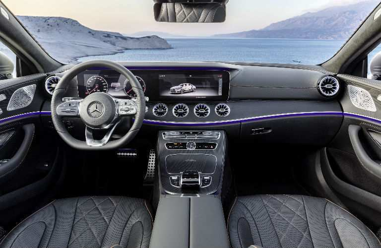 73 Concept of New Mercedes Cls 2019 Youtube Interior Ratings for New Mercedes Cls 2019 Youtube Interior