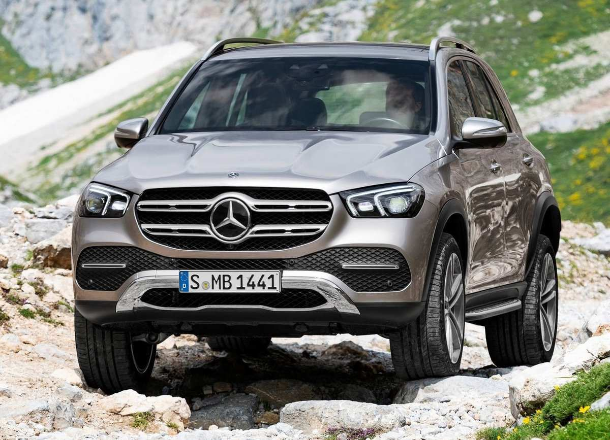 73 Concept of The Mercedes Suv 2019 Models Review Interior by The Mercedes Suv 2019 Models Review