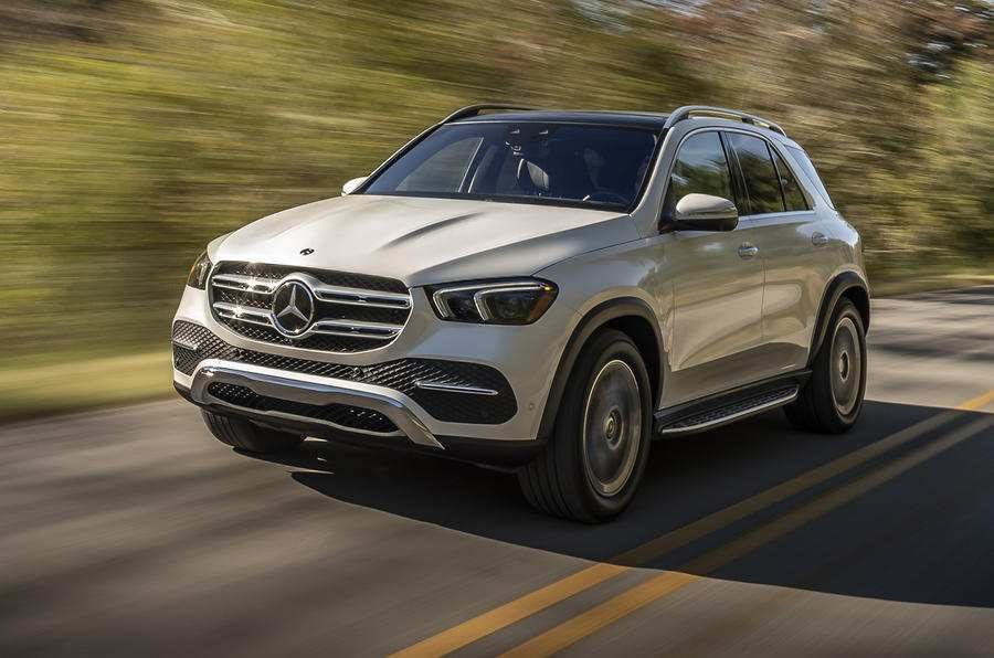 73 Concept of The Mercedes Suv 2019 Models Review Performance and New Engine for The Mercedes Suv 2019 Models Review