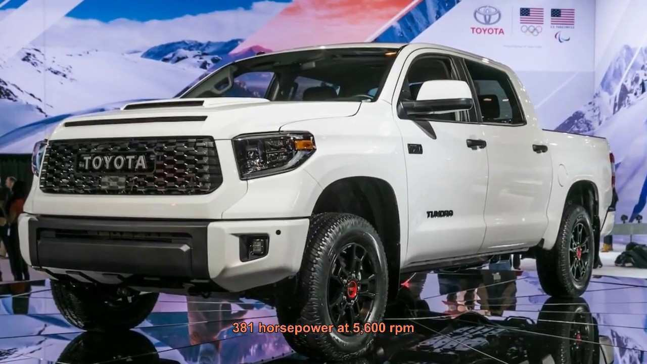 73 Concept of Toyota Tundra Trd Pro 2019 Picture for Toyota Tundra Trd Pro 2019