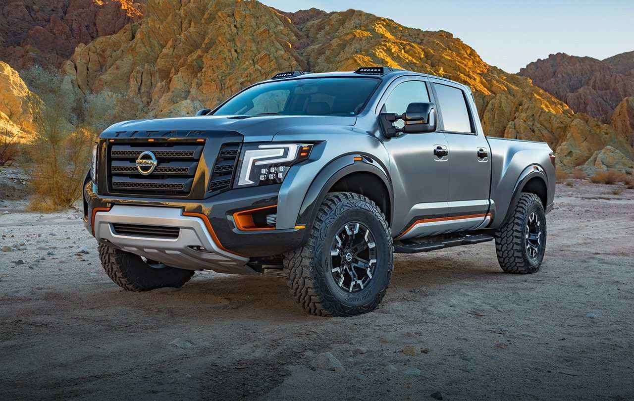 73 Gallery of New 2019 Nissan Titan Xd Specs Images for New 2019 Nissan Titan Xd Specs