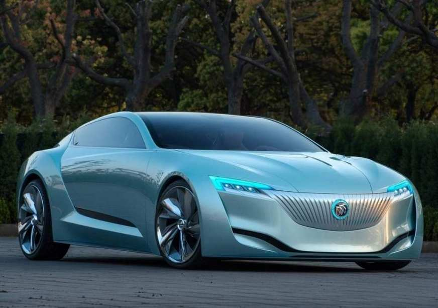 73 Gallery of New Buick Concept 2019 Redesign New Review with New Buick Concept 2019 Redesign