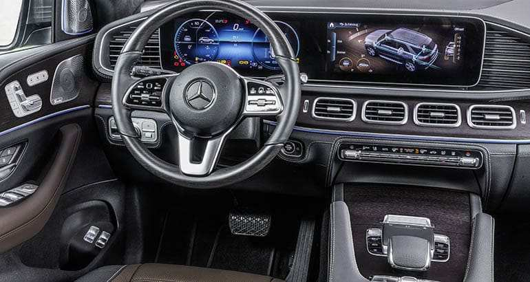 73 Gallery of New Mercedes In 2019 Redesign Interior for New Mercedes In 2019 Redesign