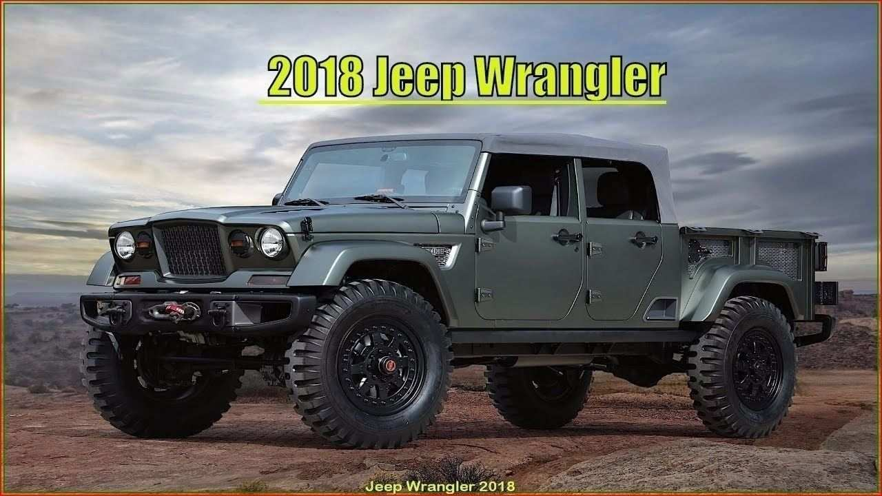 73 Gallery of The Comanche Jeep 2019 Release Concept for The Comanche Jeep 2019 Release