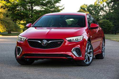 73 Great 2019 Buick Regal Sportback Gs Release Date Redesign for 2019 Buick Regal Sportback Gs Release Date