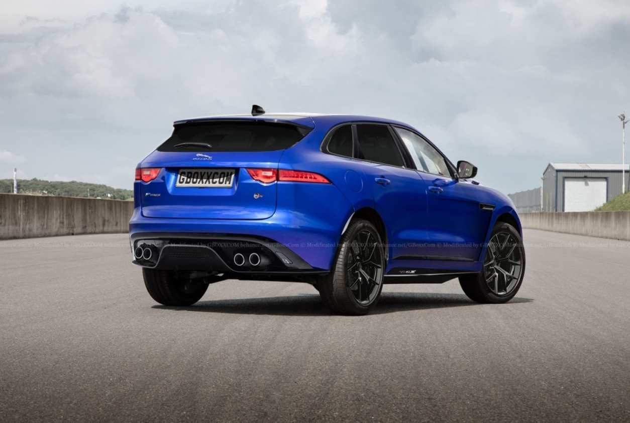 73 Great 2019 Jaguar F Pace Svr Price Price Redesign and Concept for 2019 Jaguar F Pace Svr Price Price