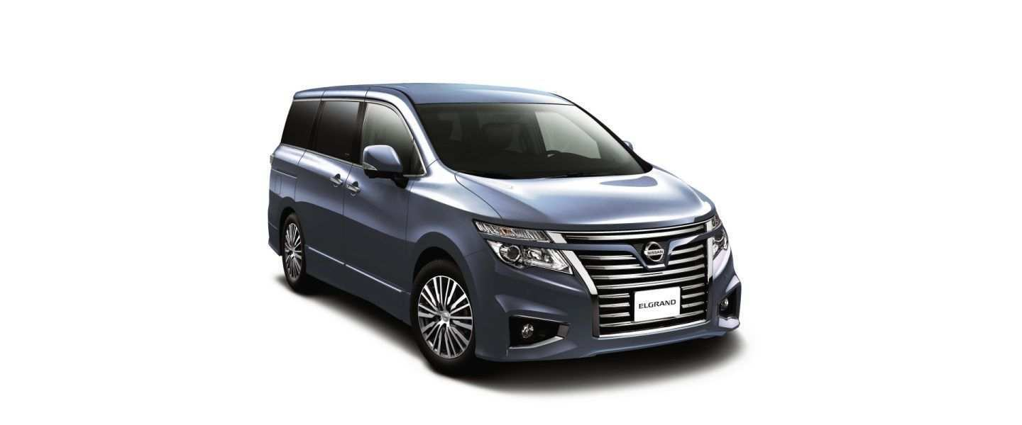 73 Great Best Nissan Elgrand 2019 Concept Engine for Best Nissan Elgrand 2019 Concept