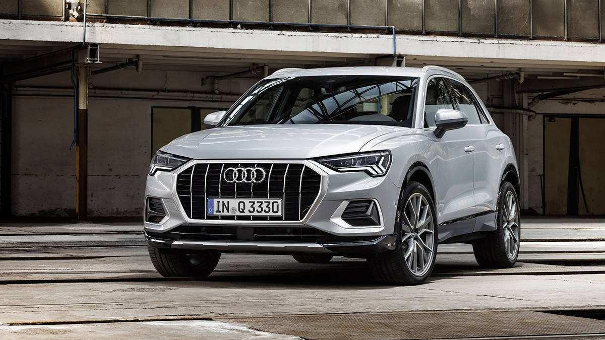 73 Great New Audi Q3 2019 Hybrid Price Spy Shoot with New Audi Q3 2019 Hybrid Price
