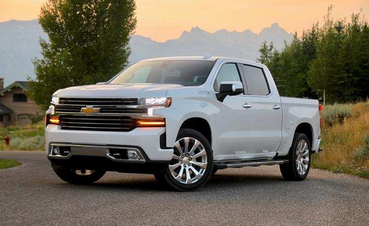 73 New New 2019 Chevrolet Silverado Interior Specs And Review Picture by New 2019 Chevrolet Silverado Interior Specs And Review