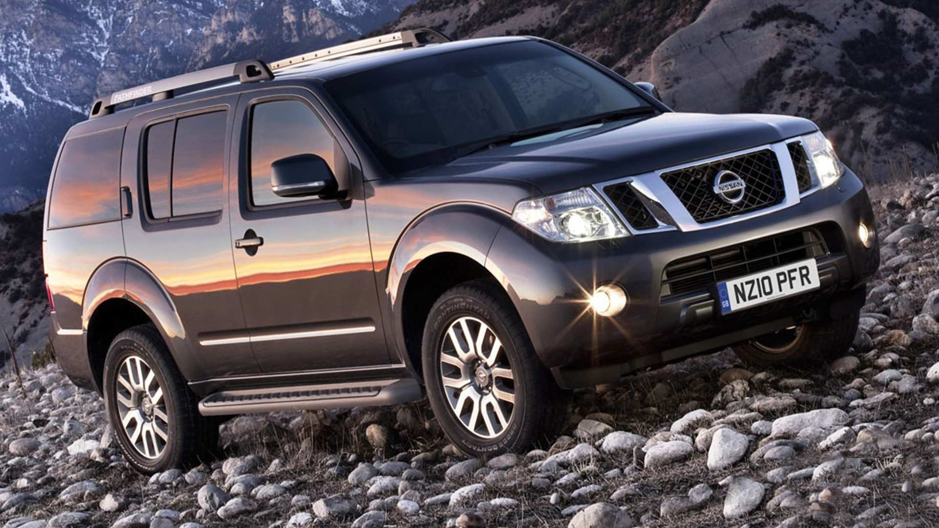 73 New New 2019 Nissan Pathfinder Hybrid New Review Release by New 2019 Nissan Pathfinder Hybrid New Review