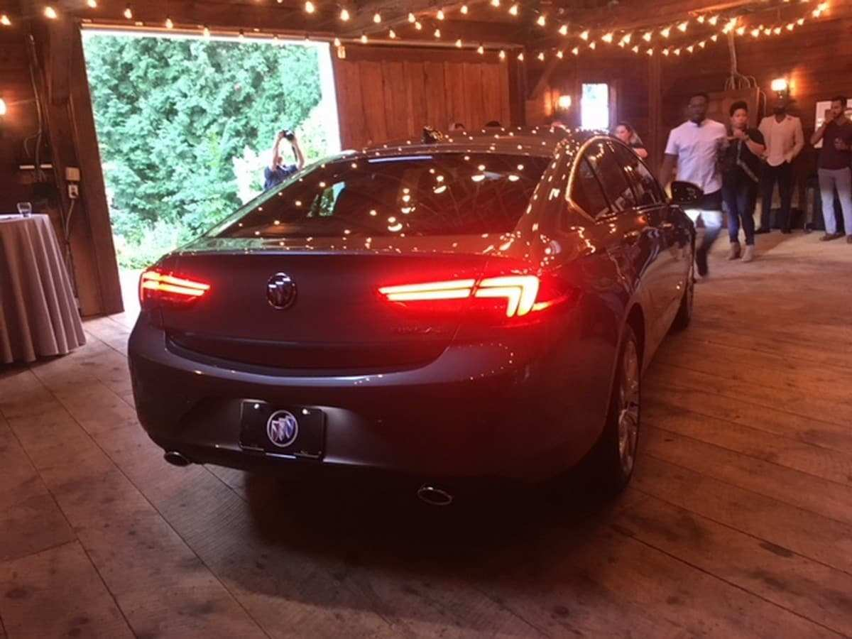 73 The 2019 Buick Regal Avenir First Drive First Drive for 2019 Buick Regal Avenir First Drive
