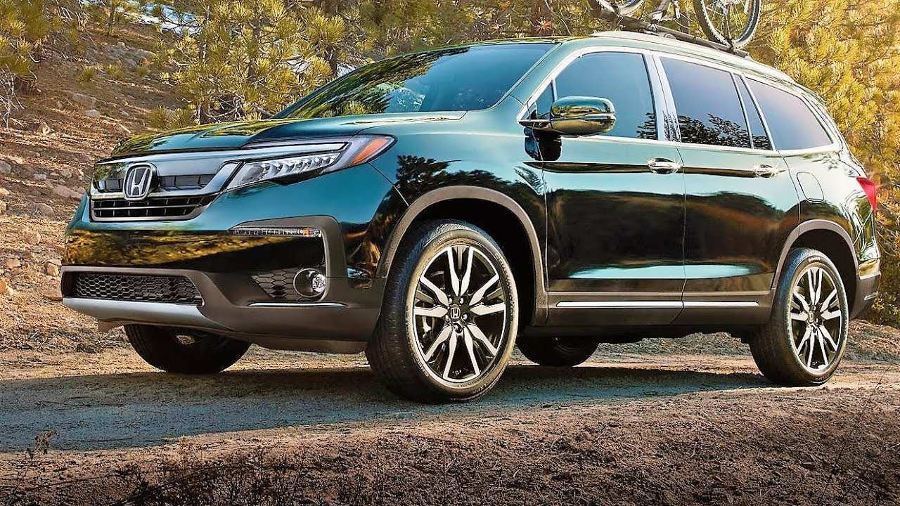 73 The Honda Pilot Changes For 2019 New Release Release for Honda Pilot Changes For 2019 New Release