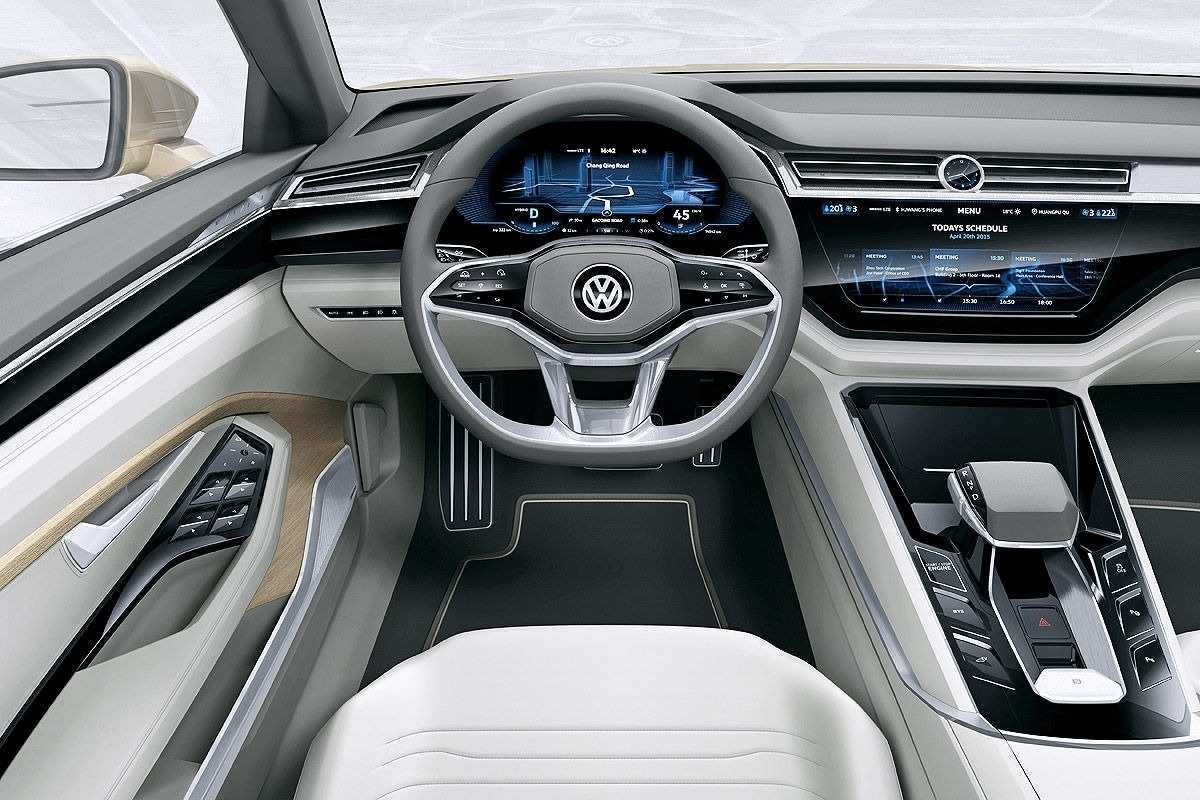 73 The New Volkswagen 2019 Passat Concept Picture by New Volkswagen 2019 Passat Concept