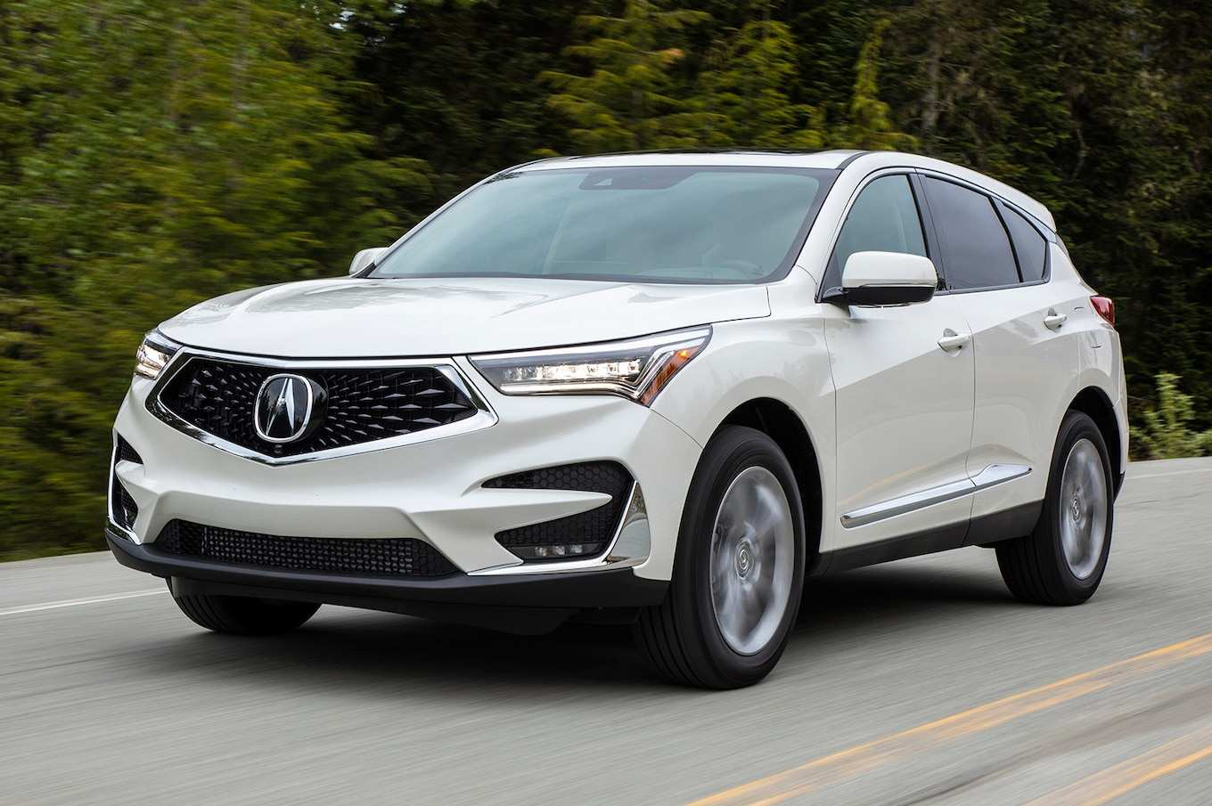 73 The The Acura Zdx 2019 Price First Drive Images with The Acura Zdx 2019 Price First Drive