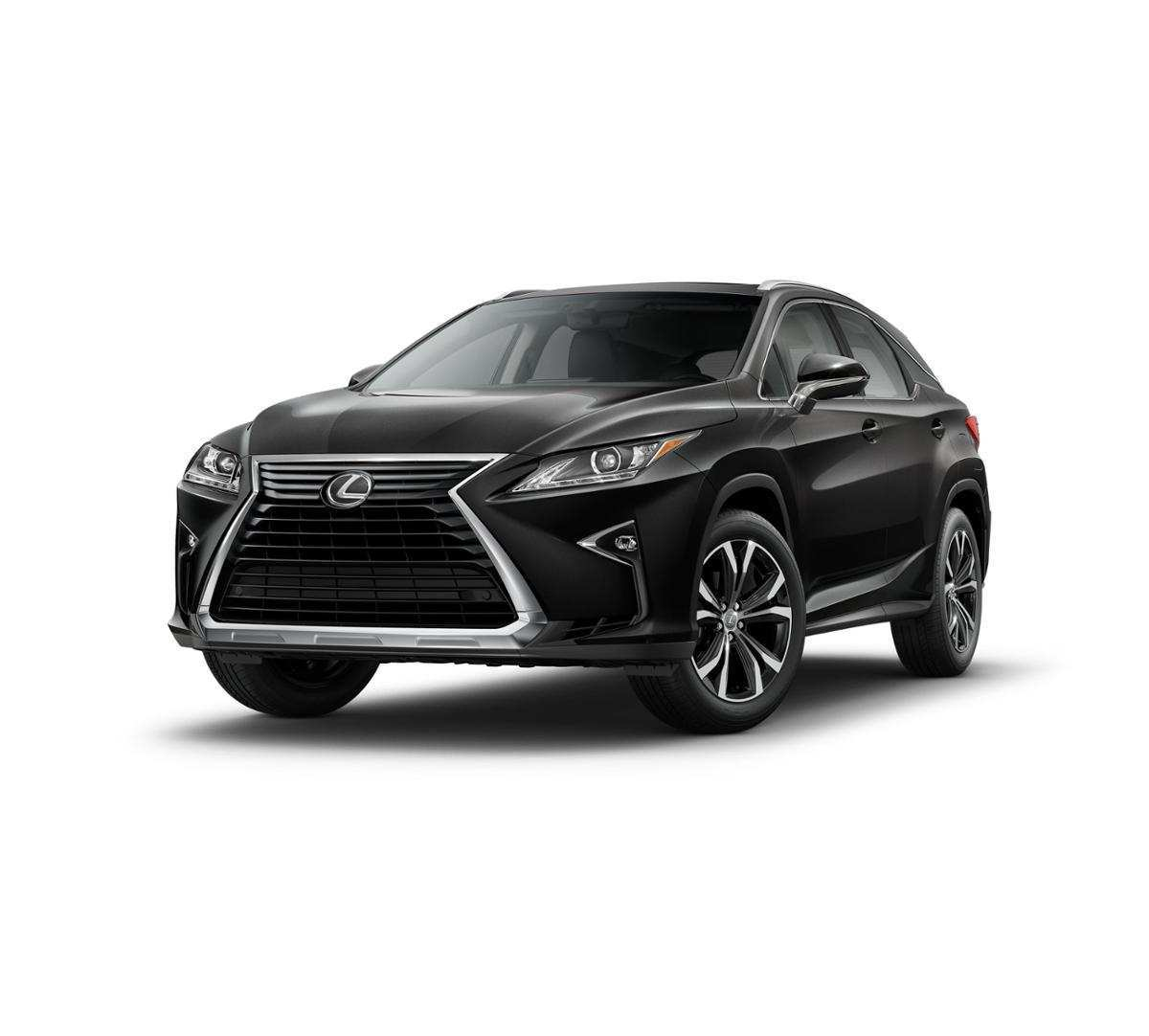 73 The The Lexus Rx 2018 Vs 2019 Spesification Images by The Lexus Rx 2018 Vs 2019 Spesification