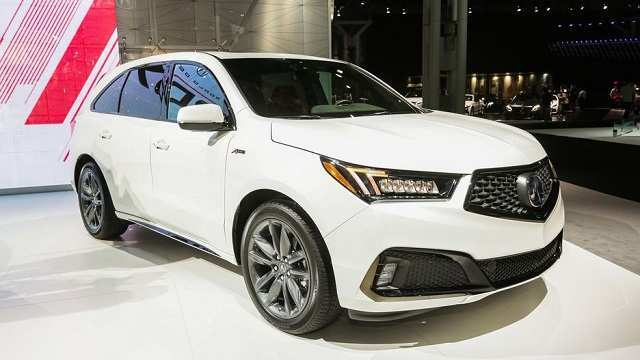 73 The The New Acura Mdx 2019 Release Date And Specs Pricing for The New Acura Mdx 2019 Release Date And Specs