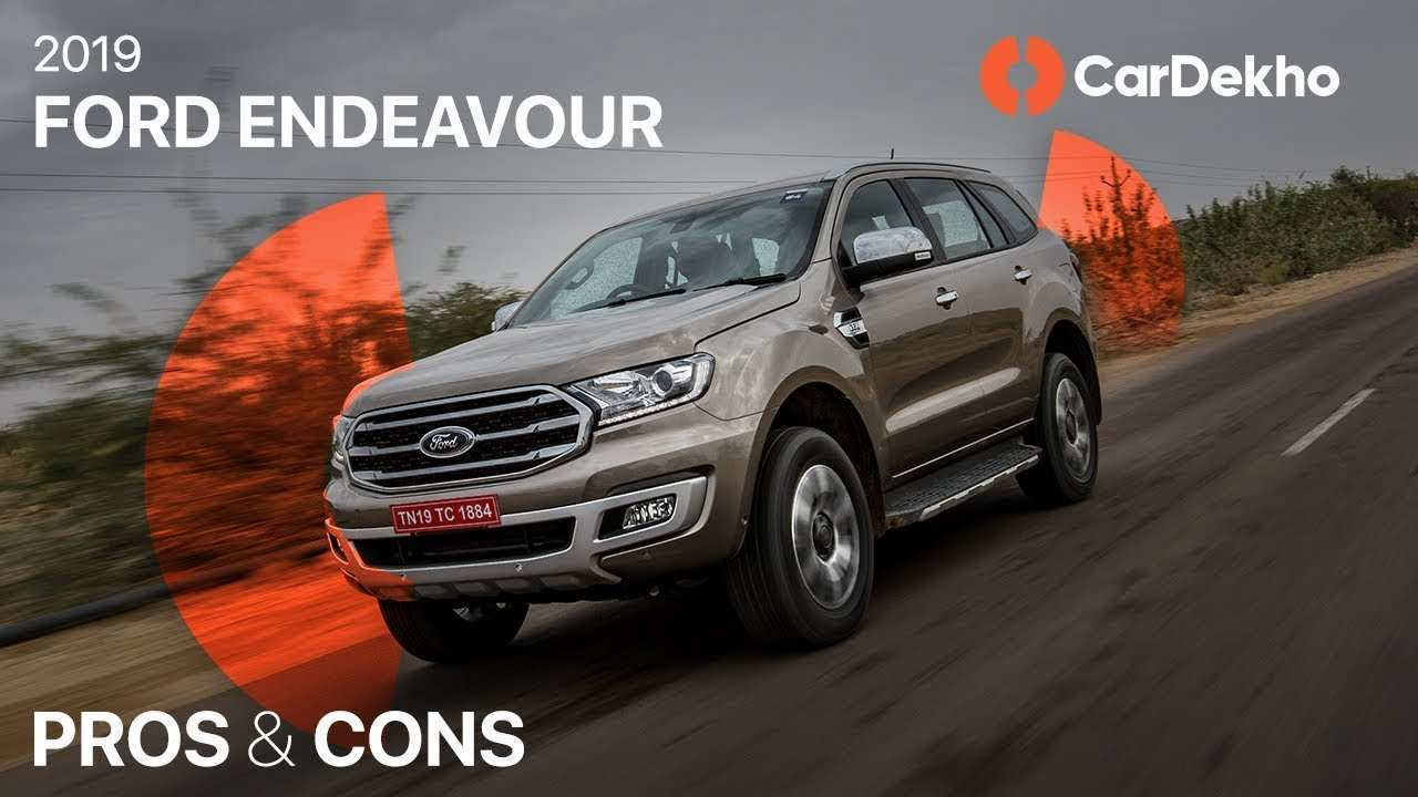 74 All New Best Ford Endeavour 2019 Performance And New Engine Review for Best Ford Endeavour 2019 Performance And New Engine