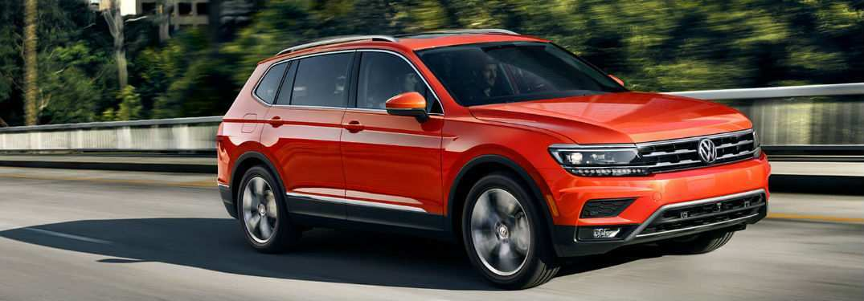 74 All New Best Volkswagen Tiguan 2019 Review Concept New Review by Best Volkswagen Tiguan 2019 Review Concept