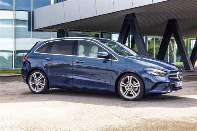 74 All New Mercedes 2019 B Class Release for Mercedes 2019 B Class