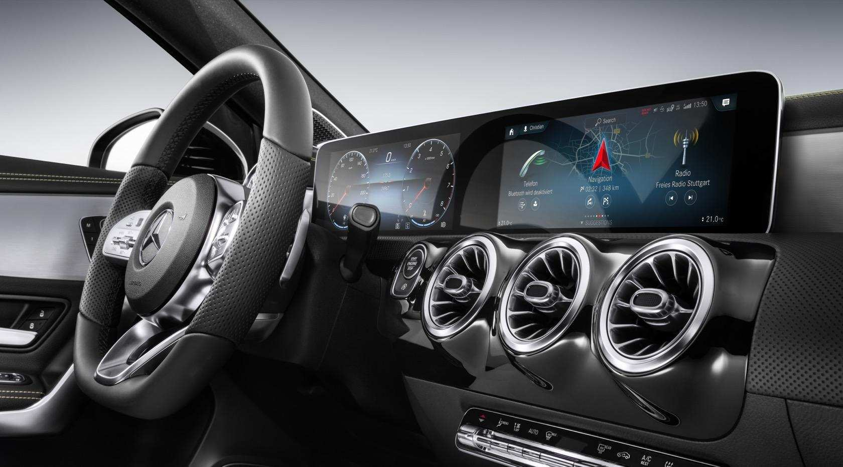 74 All New Mercedes A Class 2019 Interior Performance and New Engine with Mercedes A Class 2019 Interior