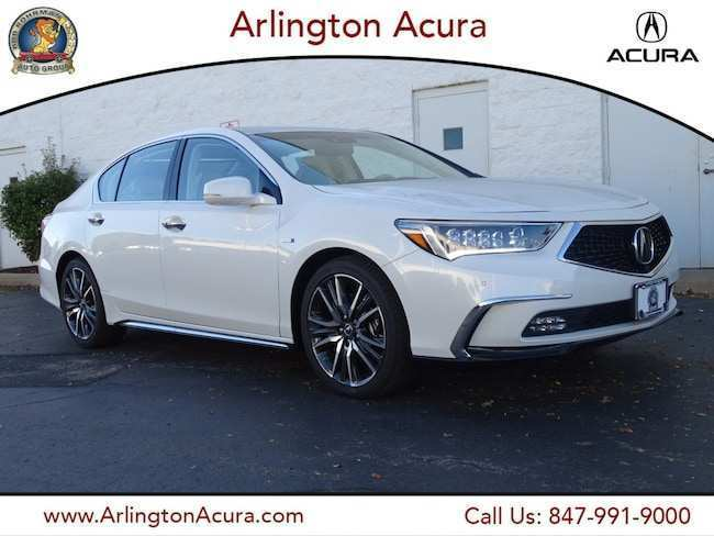 74 All New New 2019 Acura Rlx Sport Hybrid Redesign Price And Review New Concept with New 2019 Acura Rlx Sport Hybrid Redesign Price And Review