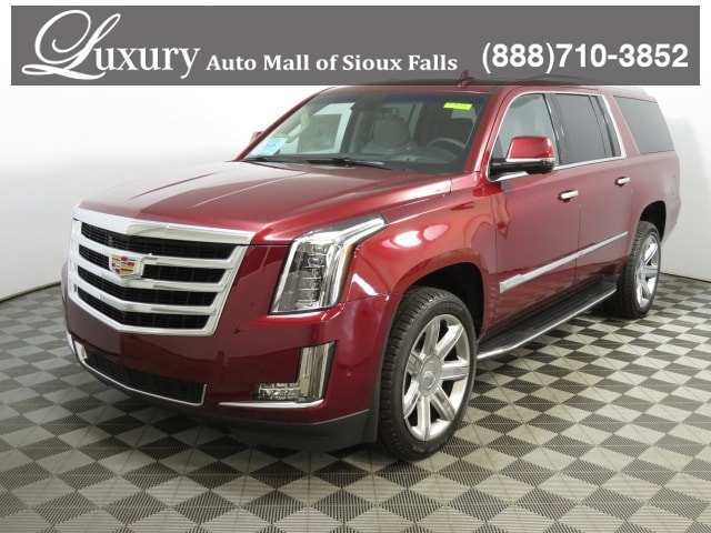 74 All New New 2019 Cadillac Escalade Build New Review Interior with New 2019 Cadillac Escalade Build New Review