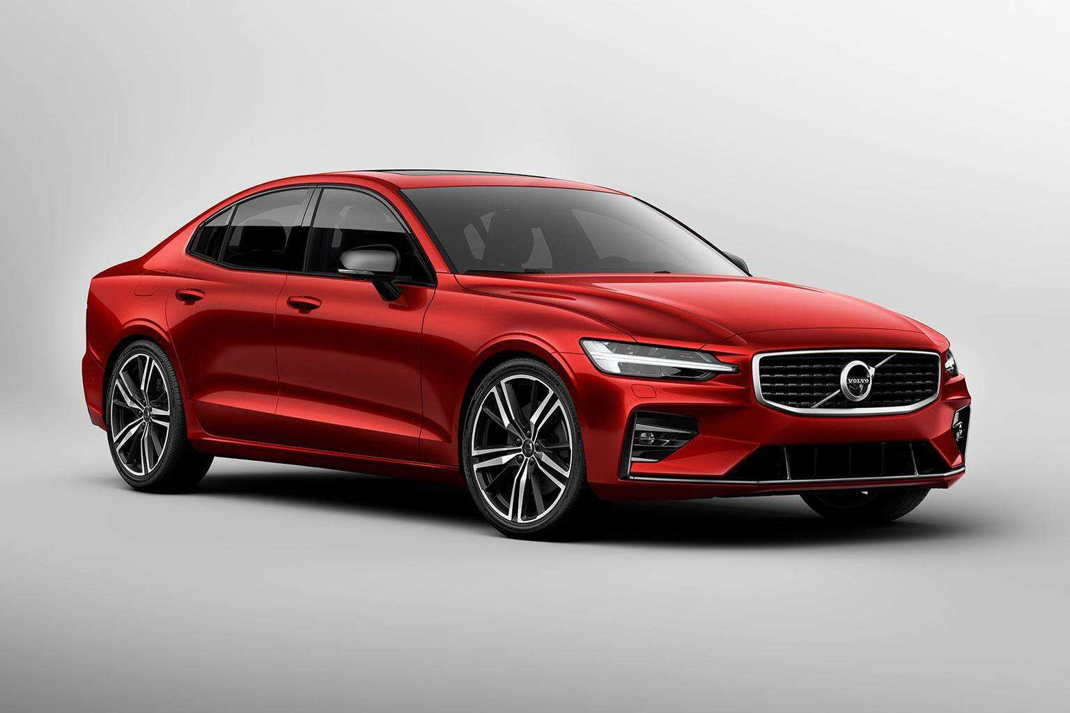 74 All New Volvo V60 2019 Dimensions Picture for Volvo V60 2019 Dimensions
