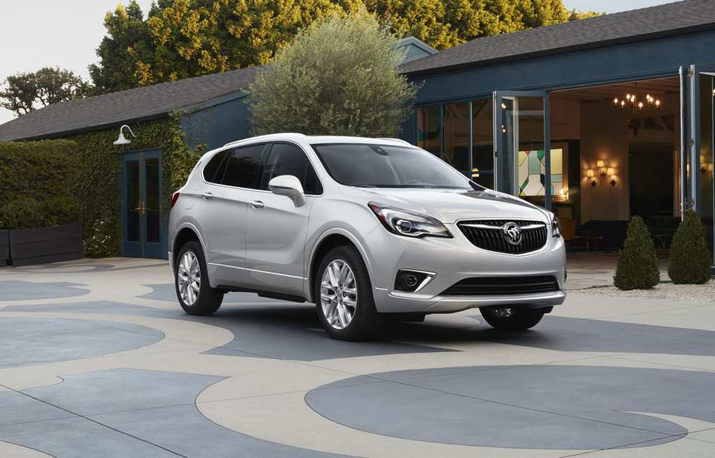 74 Concept of Best 2019 Buick Envision Preferred Release Date Exterior and Interior with Best 2019 Buick Envision Preferred Release Date