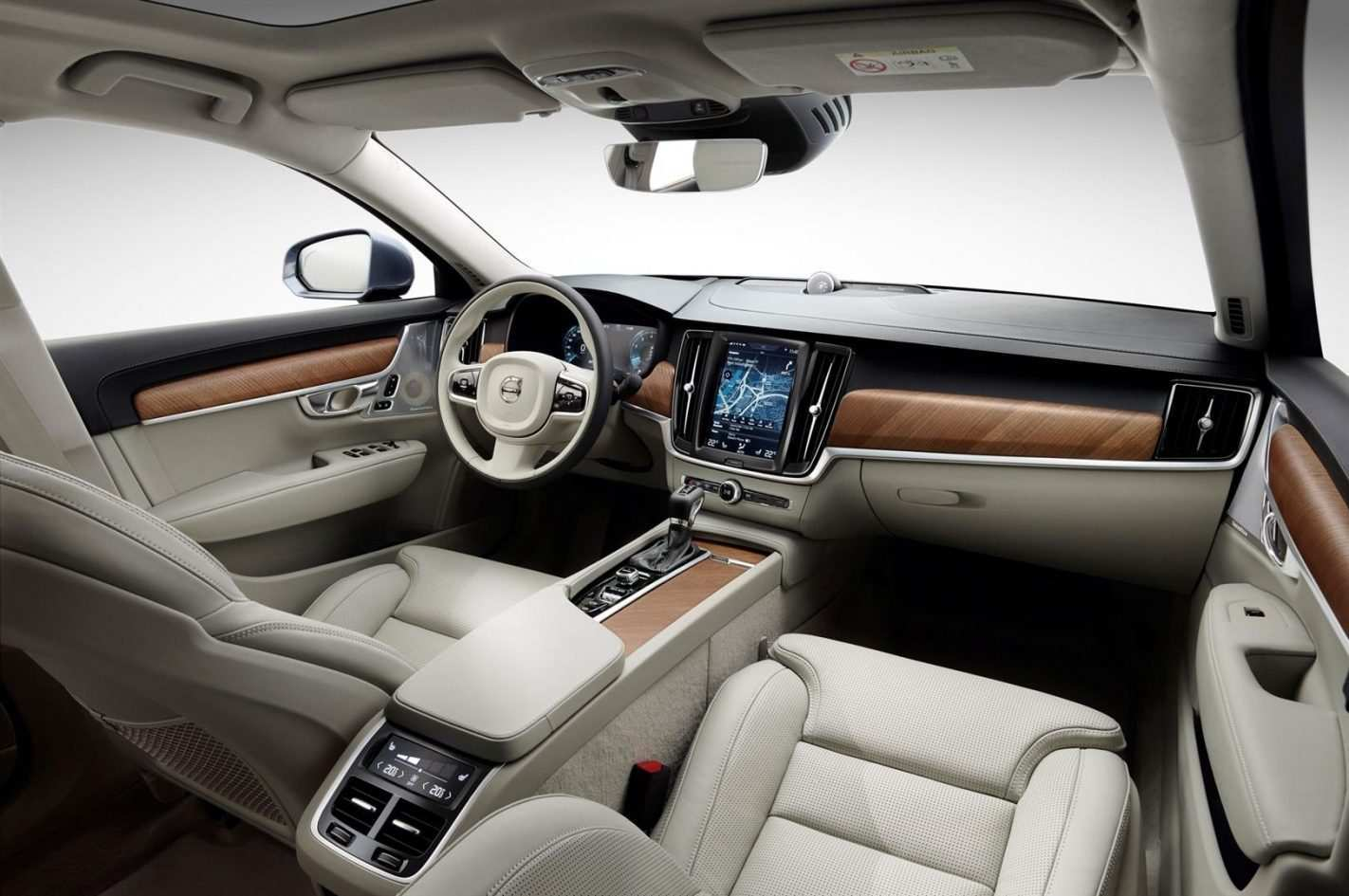 74 Concept of Volvo Xc90 2019 Interior History for Volvo Xc90 2019 Interior