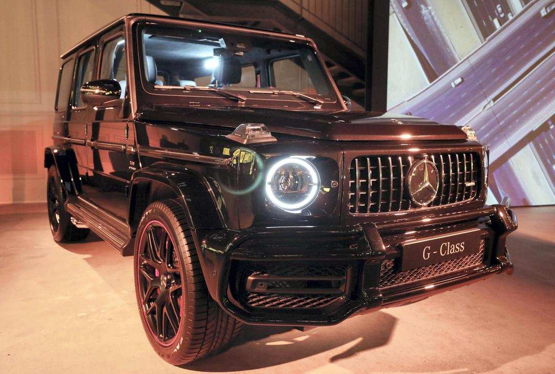 74 Gallery of 2019 Mercedes G Wagon For Sale Price Performance by 2019 Mercedes G Wagon For Sale Price