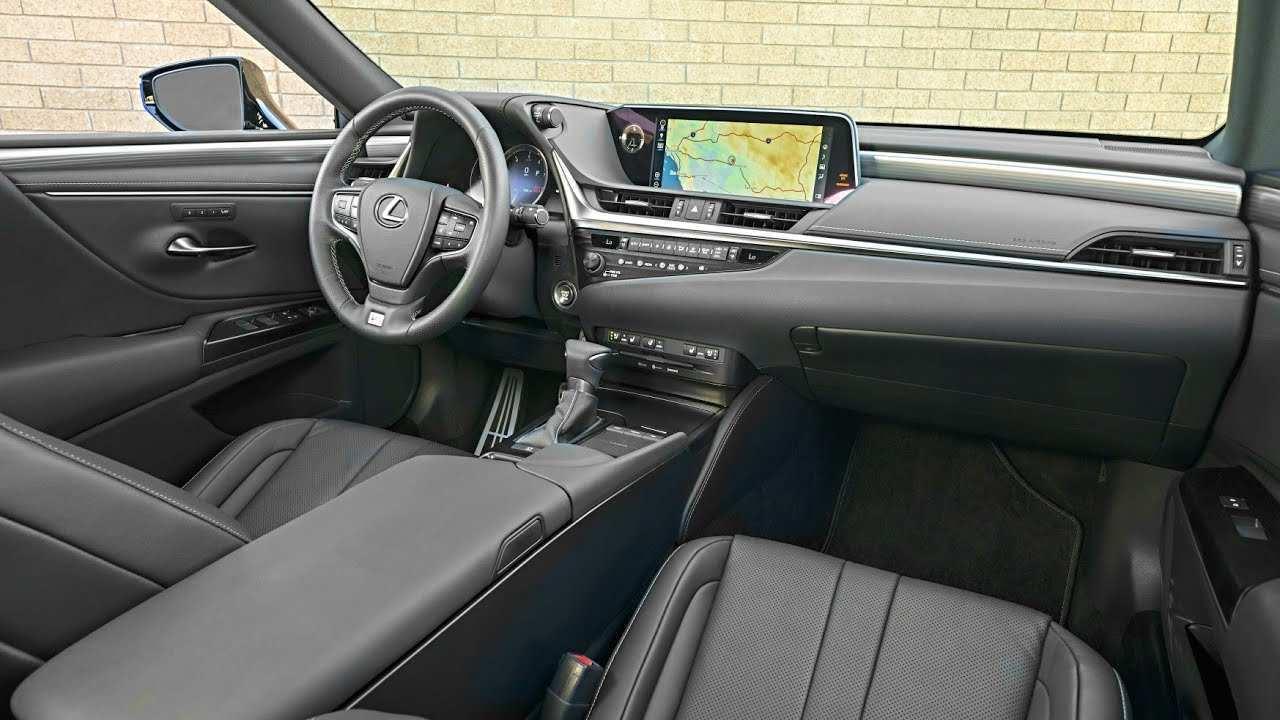 74 Gallery of Lexus 2019 Es Interior New Concept for Lexus 2019 Es Interior