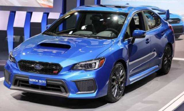 74 Gallery of Subaru Wrx 2019 Release Date Redesign by Subaru Wrx 2019 Release Date