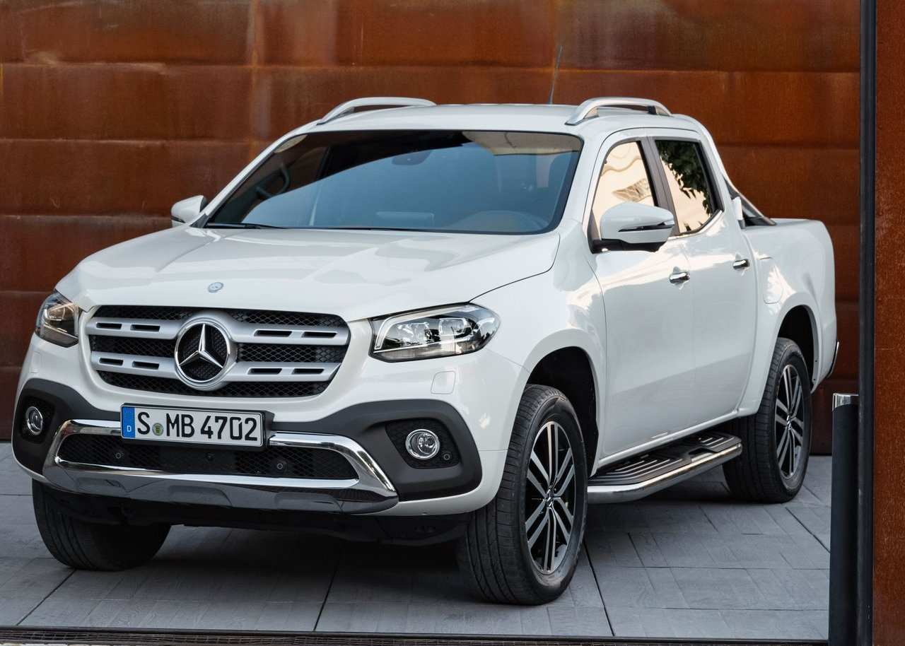 74 Great 2019 Mercedes Benz X Class Photos for 2019 Mercedes Benz X Class