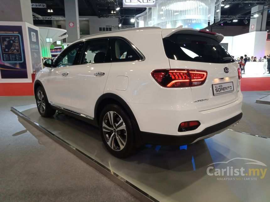 74 Great Kia Sorento 2019 White Release Date by Kia Sorento 2019 White