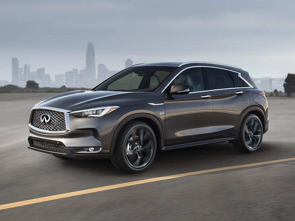74 Great New 2019 Infiniti Qx50 New Review Redesign for New 2019 Infiniti Qx50 New Review
