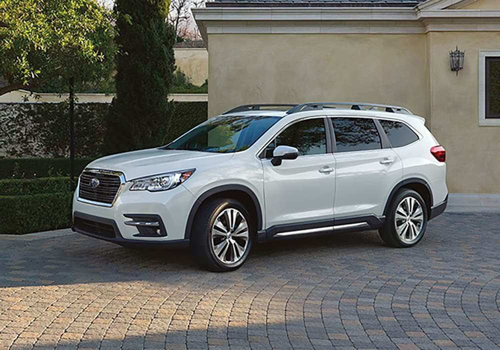 74 Great New 2019 Subaru Ascent Kbb Interior First Drive with New 2019 Subaru Ascent Kbb Interior