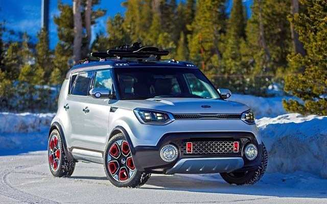 74 Great The Kia Trailster 2019 Redesign History for The Kia Trailster 2019 Redesign