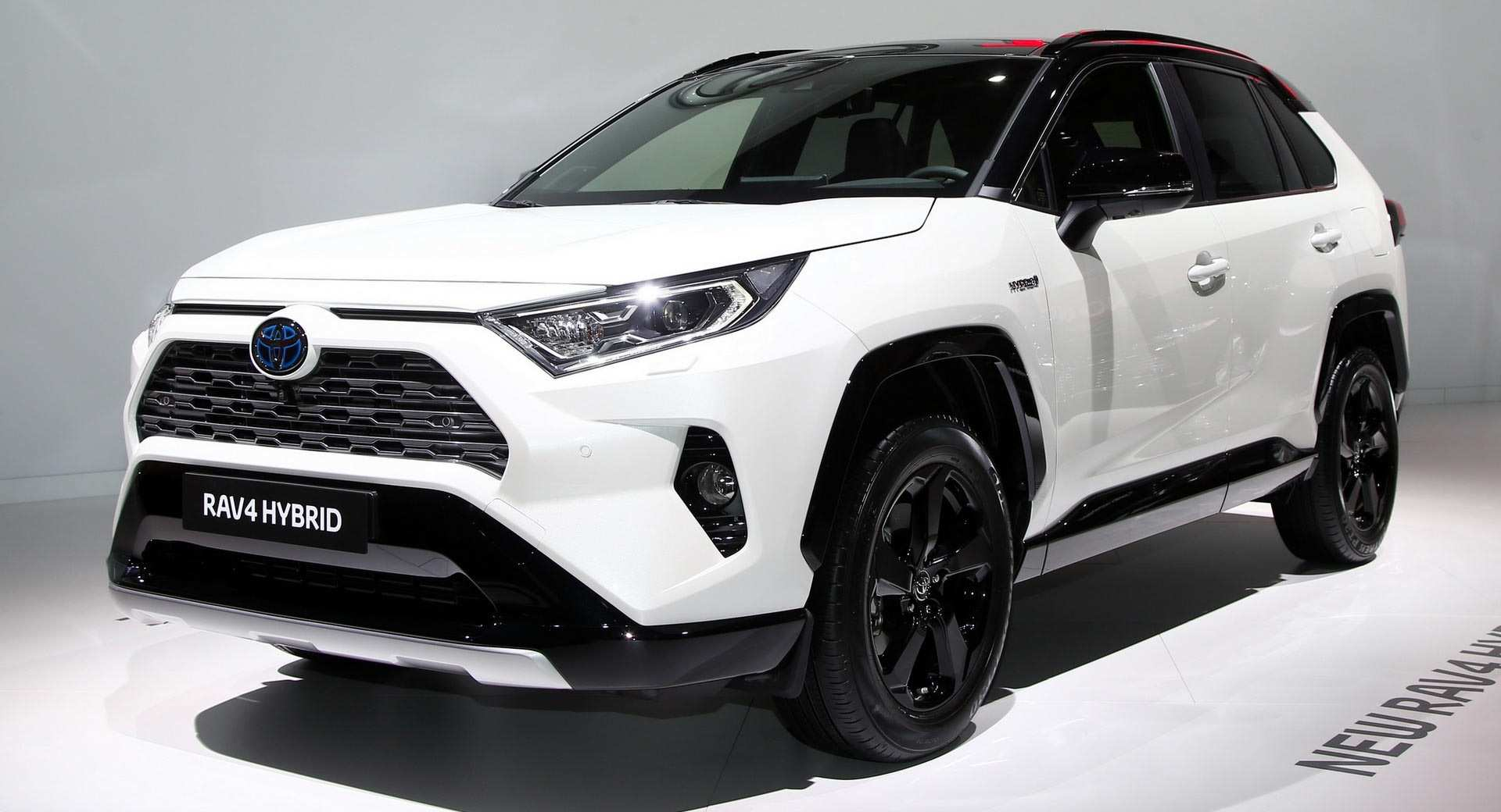 74 New 2019 Toyota Rav4 Specs Picture Release Date And Review Exterior by 2019 Toyota Rav4 Specs Picture Release Date And Review