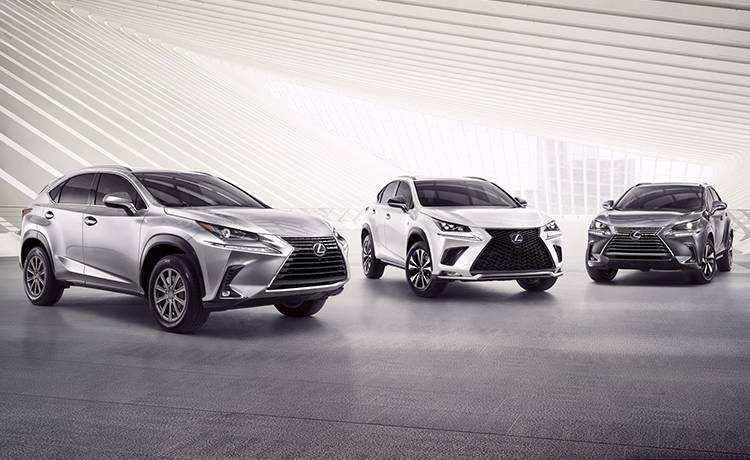 74 New Lexus 2019 Lineup Exterior for Lexus 2019 Lineup